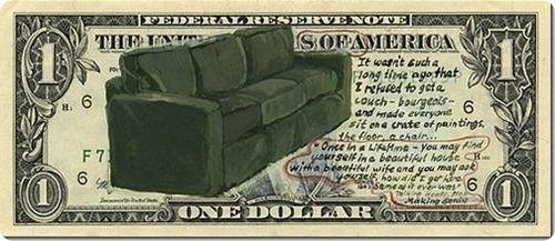 banconote modificate disegni dollari supereroi 21
