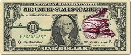 banconote modificate disegni dollari supereroi 18