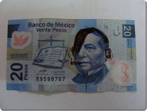 banconote modificate disegni dollari supereroi 17