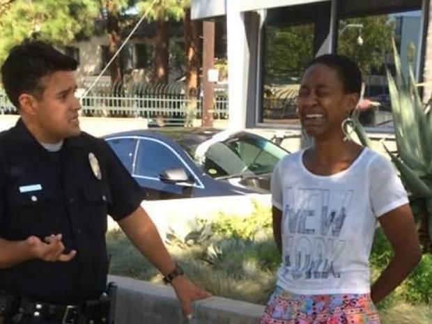 black actress arrestv2