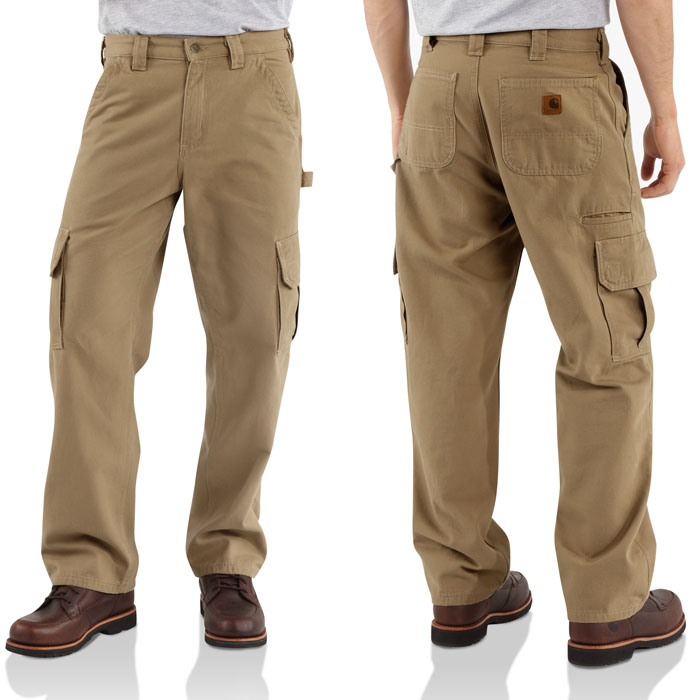 khaki-cargo-pants-for-boys - DAILYBEST
