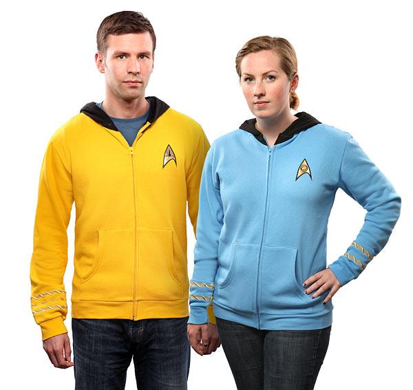 Felpa di Star Trek per uomo e donna