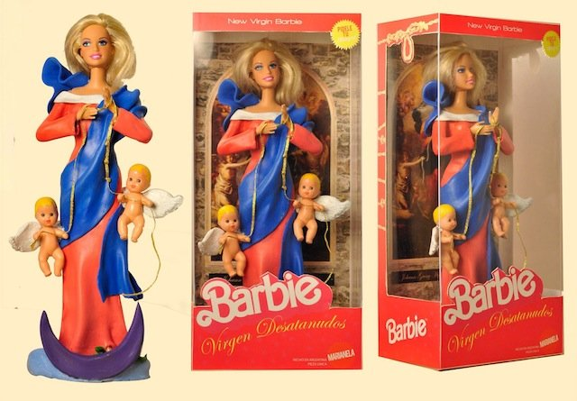 Virgin barbie