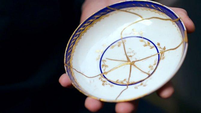 kintsugi riparare ceramiche 2