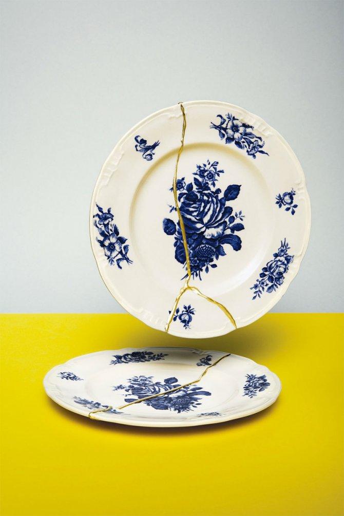 kintsugi riparare ceramiche 3