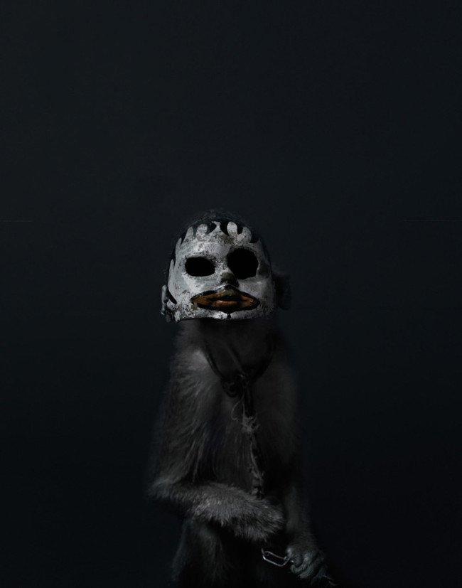 scimmia bambola incubo terrore 7