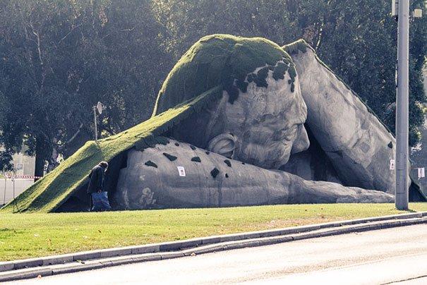 feltepve sculpture art market budapest ervin loranth herve 3