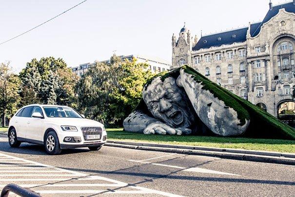 feltepve sculpture art market budapest ervin loranth herve 7
