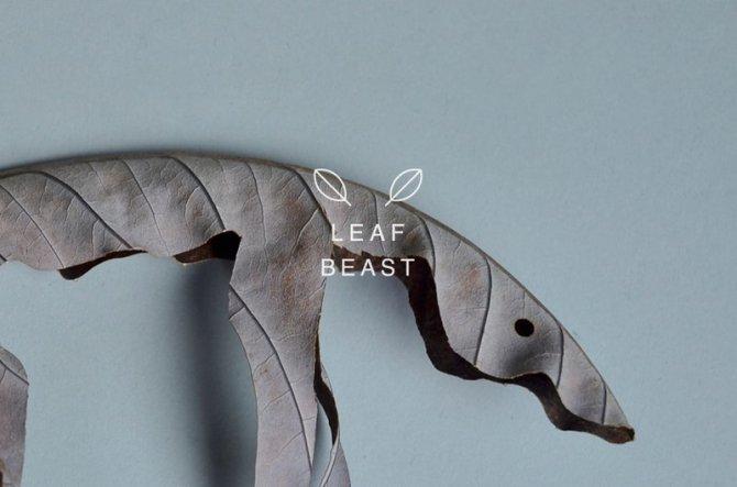 sculture foglie 3