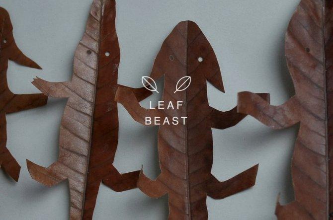 sculture foglie 4