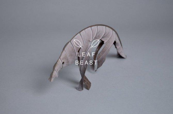 sculture foglie 5