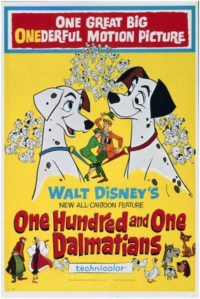 poster originali film disney 7