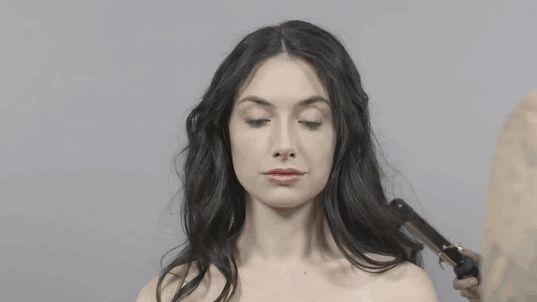 cento anni makeup trucco 6