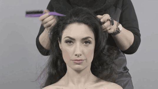 cento anni makeup trucco 3