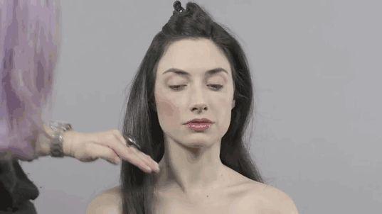 cento anni makeup trucco 5
