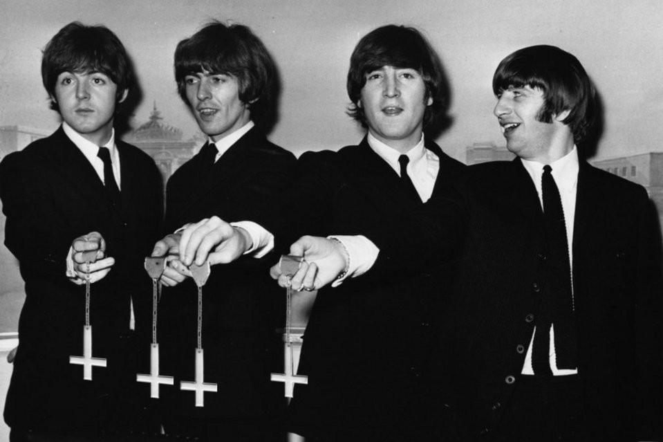Beatles_Medals_EVIL