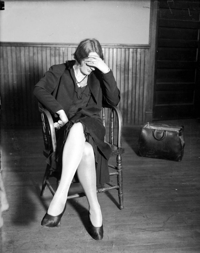 Female Criminals from the Early 1900s (14)