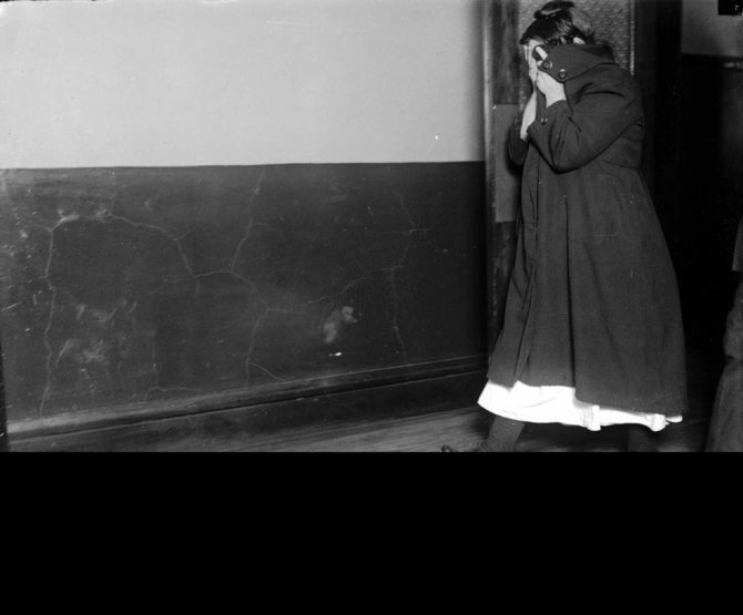 Female Criminals from the Early 1900s (3)