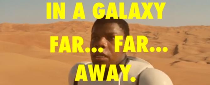 Se Star Wars fosse stato girato da Wes Anderson, il trailer sarebbe stato cosìSe Star Wars fosse stato girato da Wes Anderson, il trailer sarebbe stato così