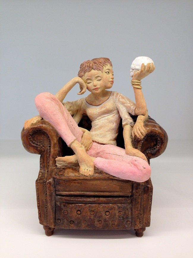 statue sculture corpo movimento 2