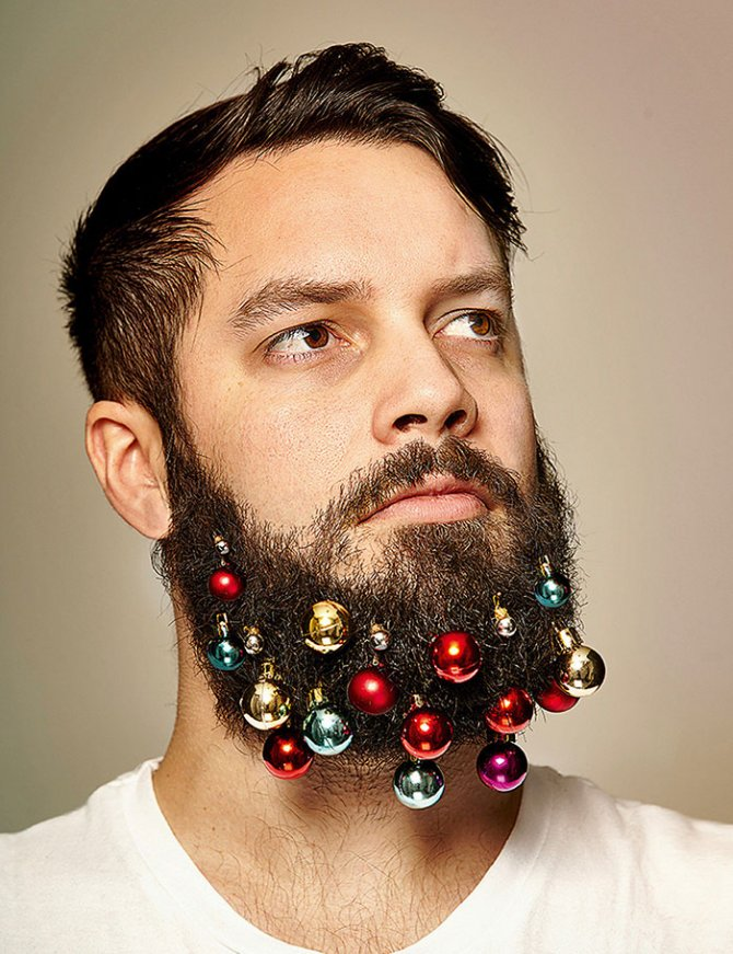 barba palle natale 5