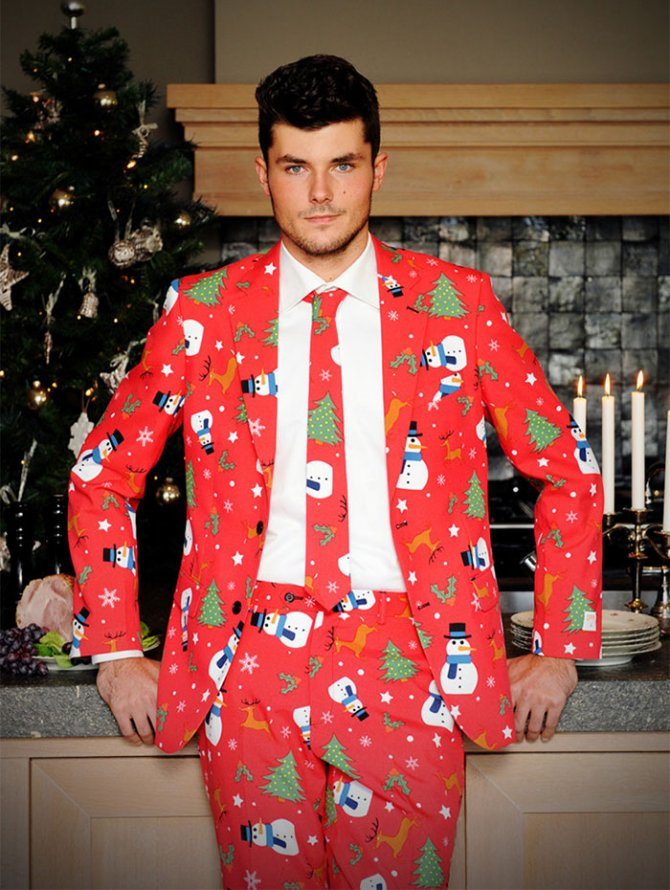 christmas ugly sweater suits shinesty 1