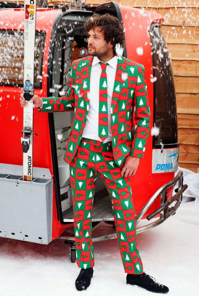 christmas ugly sweater suits shinesty 2
