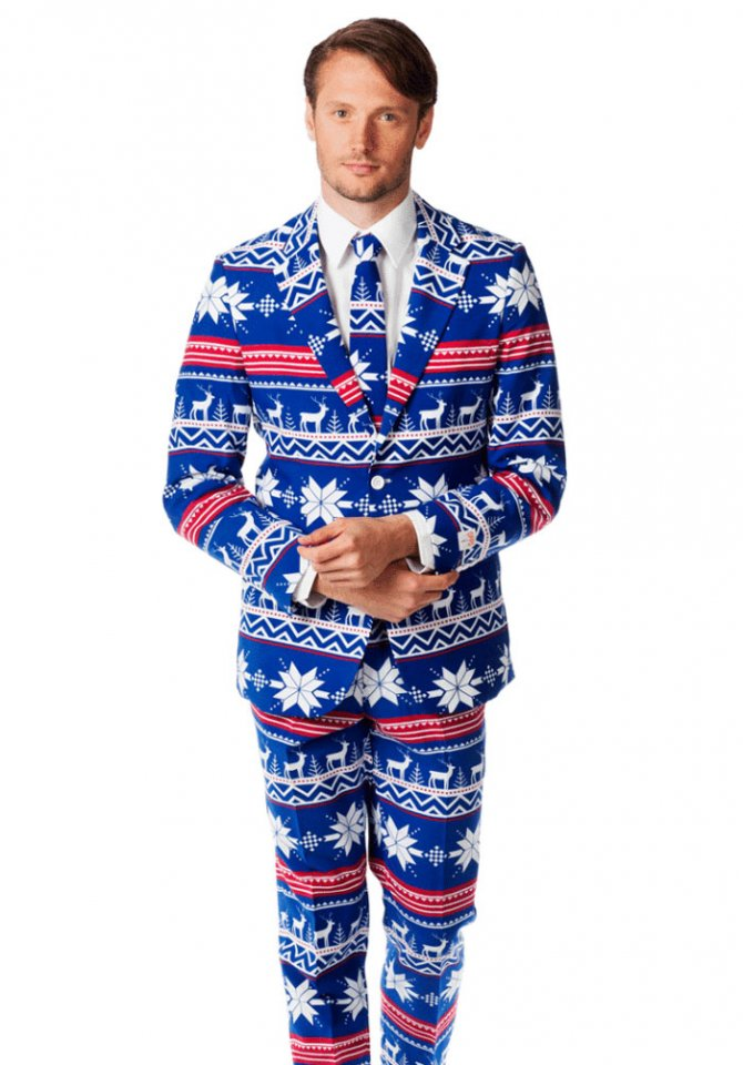 christmas ugly sweater suits shinesty 4