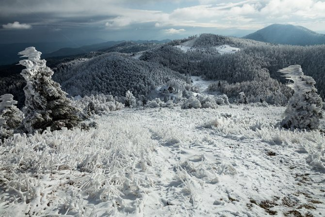 mount javornik slovenia winter photography marko korosec 10