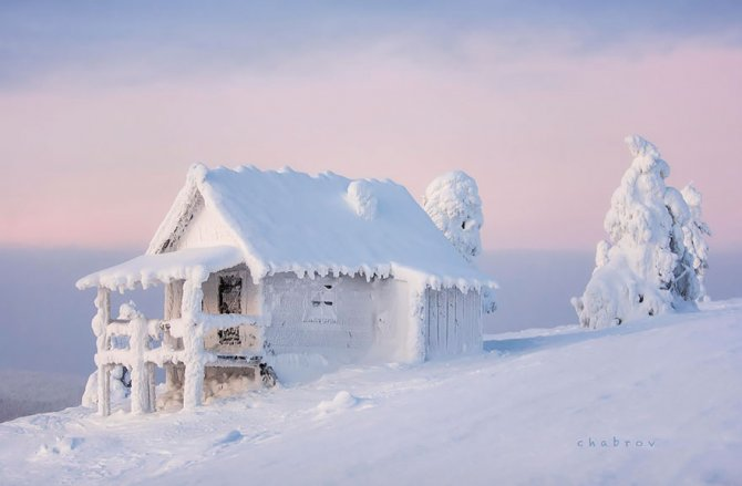 winter houses 7 1