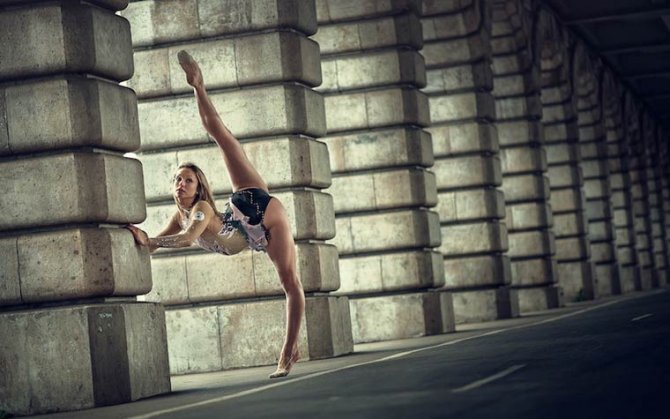 Dimitry Roulland Dancing Moments 14