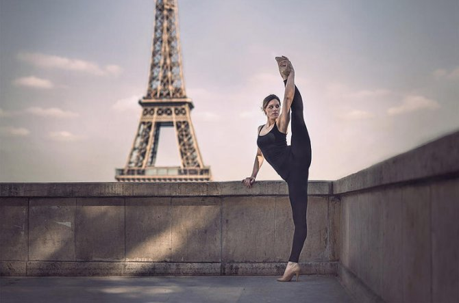 Dimitry Roulland Dancing Moments top