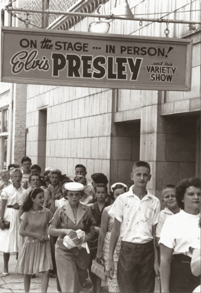 Elvis Presley's Concerts at the Florida Theatre on August 10 & 11, 1956 (1)