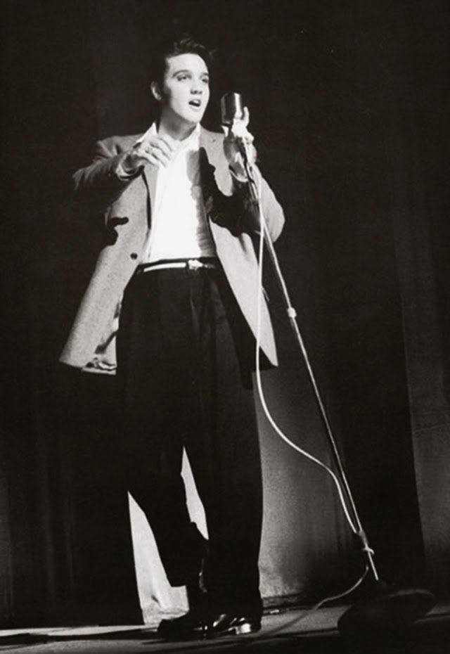 Elvis Presley's Concerts at the Florida Theatre on August 10 & 11, 1956 (12)