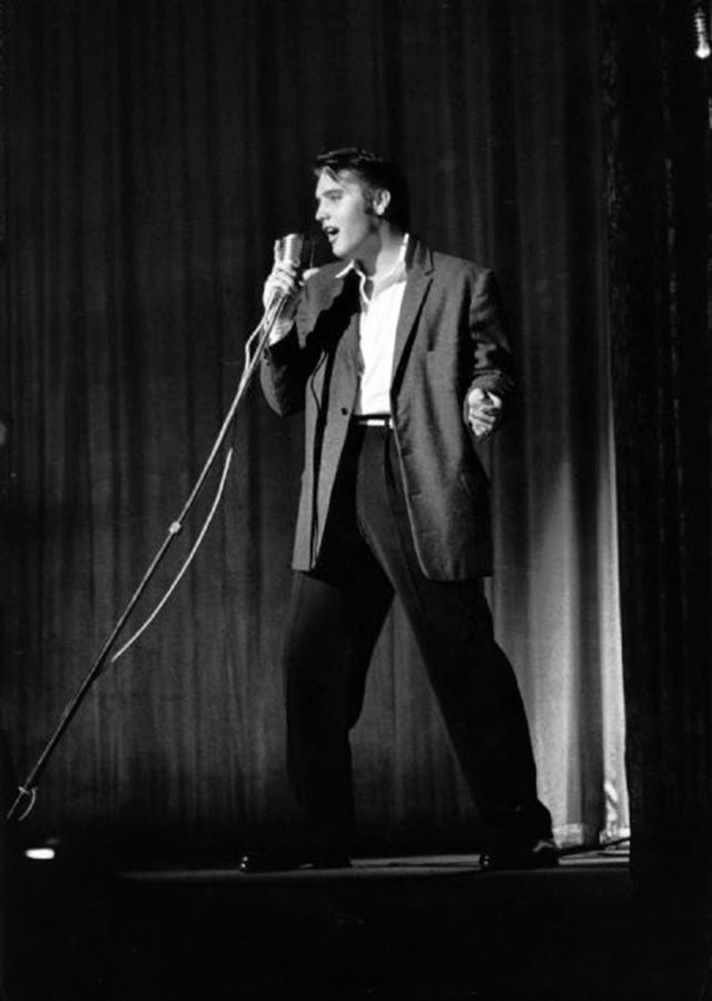 Elvis Presley's Concerts at the Florida Theatre on August 10 & 11, 1956 (14)