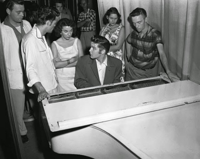 Elvis Presley's Concerts at the Florida Theatre on August 10 & 11, 1956 (19)