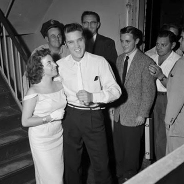 Elvis Presley's Concerts at the Florida Theatre on August 10 & 11, 1956 (22)