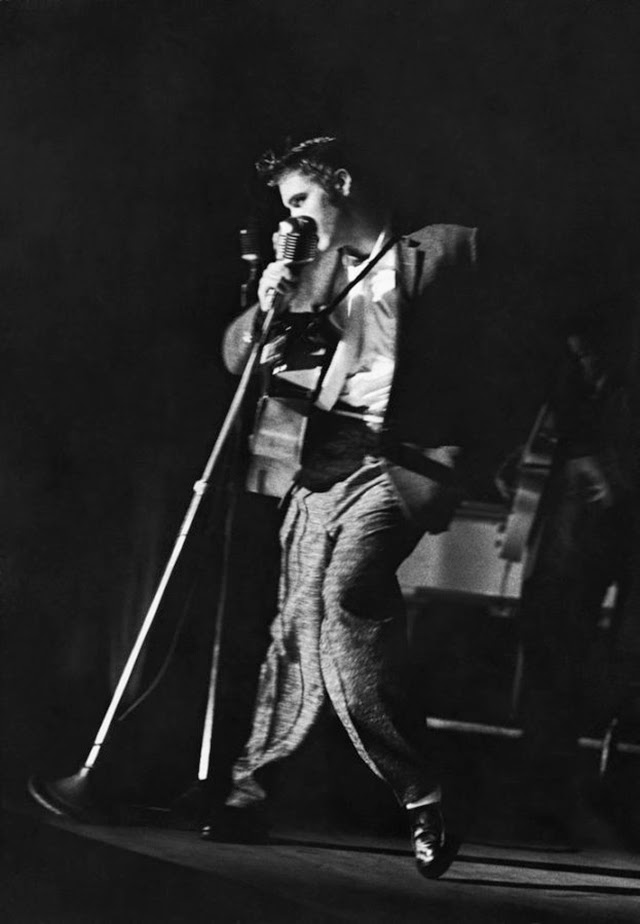 Elvis Presley's Concerts at the Florida Theatre on August 10 & 11, 1956 (6)