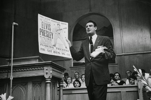 Elvis Presley's Concerts at the Florida Theatre on August 10 & 11, 1956 (8)