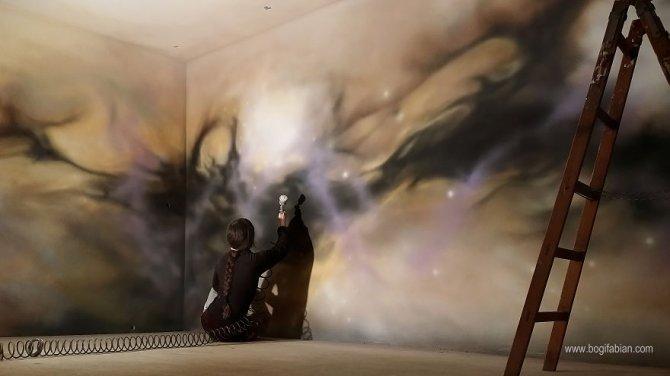Glowing murals by Bogi Fabian10 880