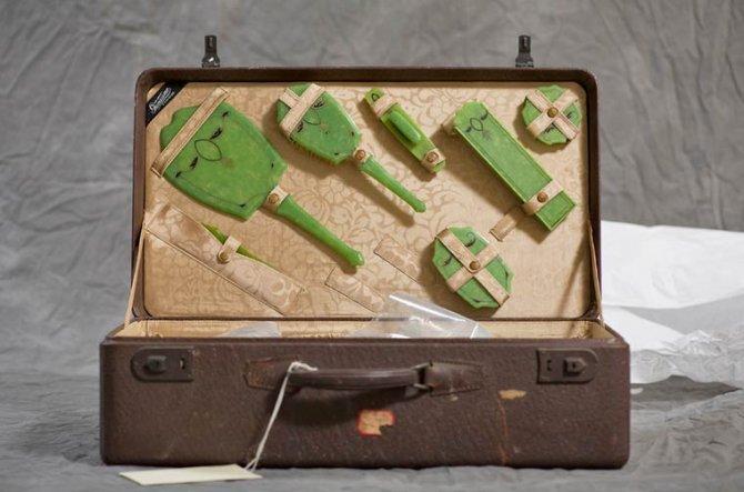 Jon Crispin Willard Suitcases 1