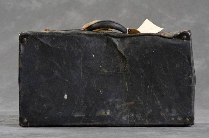 Jon Crispin Willard Suitcases 12