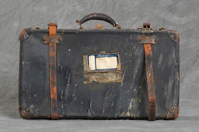 Jon Crispin Willard Suitcases 13