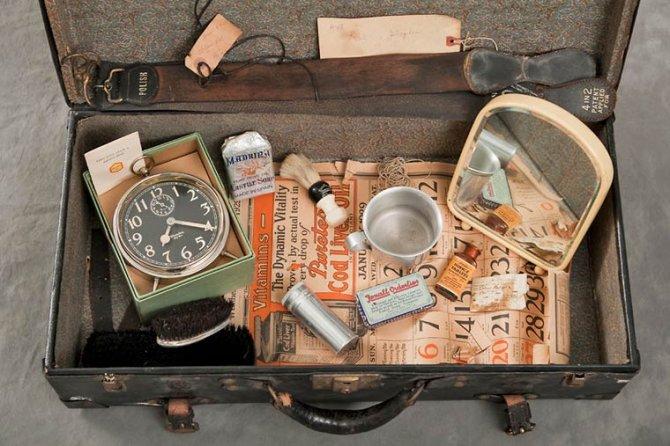 Jon Crispin Willard Suitcases 19