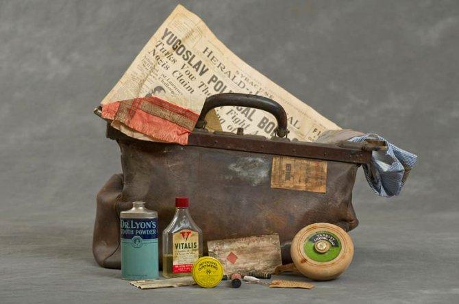 Jon Crispin Willard Suitcases 21