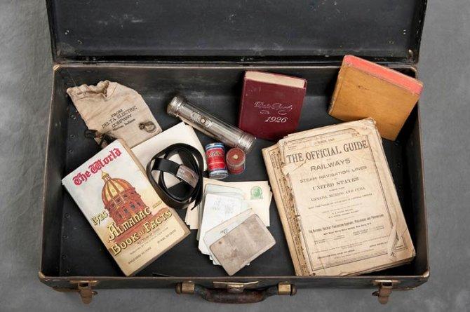 Jon Crispin Willard Suitcases 22