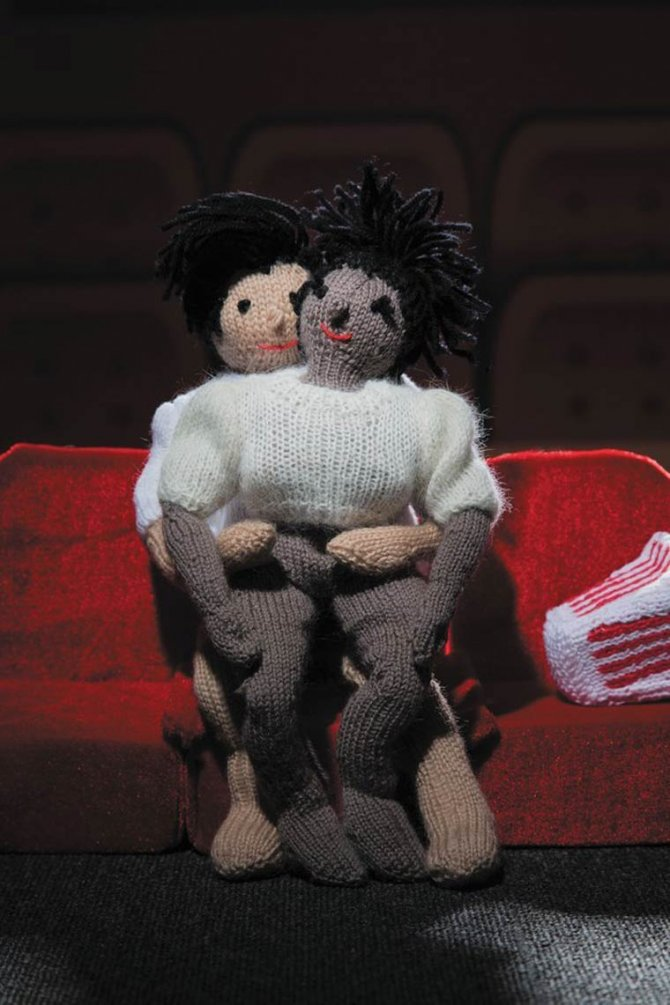 Knit Your Own Kama Sutra by Trixie von Purl 4