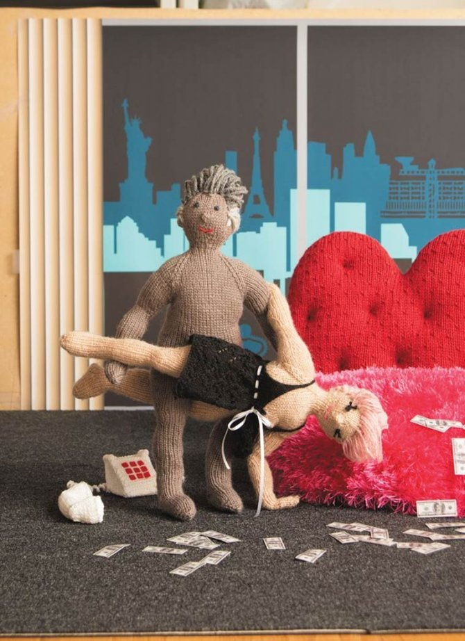 Knit Your Own Kama Sutra by Trixie von Purl 5