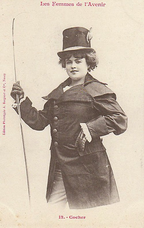 Women of the Future Trading Cards, 1902 (10)