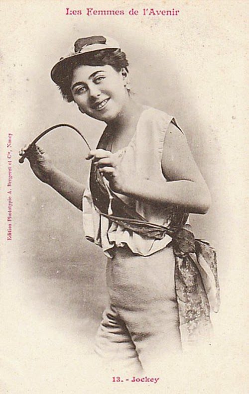 Women of the Future Trading Cards, 1902 (11)